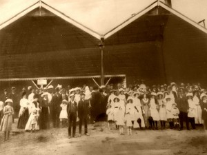 Opening of Butter Factory Nth Macksville Circa 1912 (NEW)